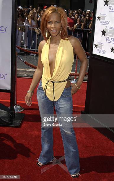 Free during The 3rd Annual BET Awards Arrivals at The Kodak Theater in Hollywood California United States