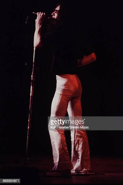 Free live at Hitotsubashi Kyoritsu Hall Tokyo May 1971