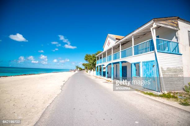 Free Masson's Lodge in Cockburn Town, Turks and Caicos