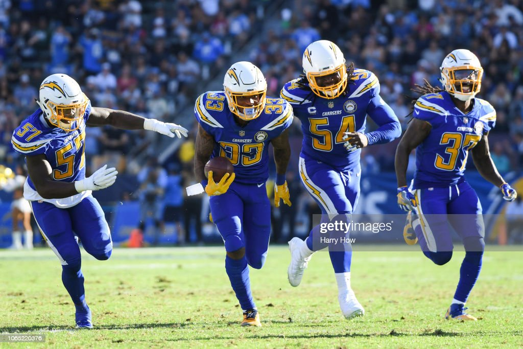 Arizona Cardinals v Los Angeles Chargers : News Photo