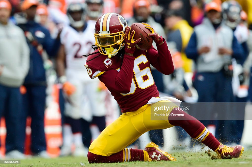 Denver Broncos v Washington Redskins : News Photo
