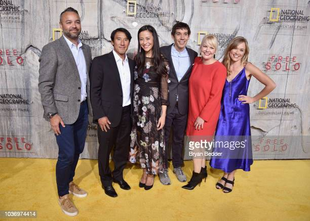 Free Solo Producer Evan Hayes Free Solo Director Producer and Cinematographer Jimmy Chin Free Solo Director and Producer Chai Vasarhelyi Featured...