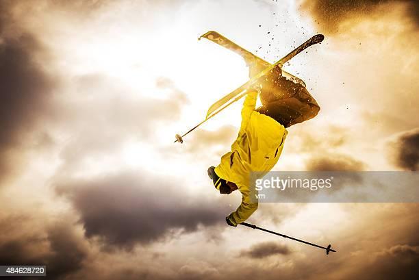 Free Style Skilauf