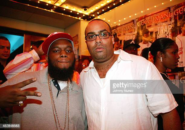 Free Way and Renne McClain during Sean P Diddy Combs Party in Miami May 1 2005 at Cro Bar in Miami Florida United States