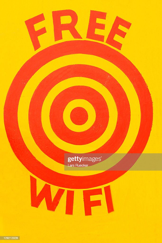 Free Wifi / Internet : Stock Photo