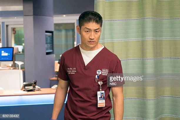 MED Free Will Episode 208 Pictured Brian Tee as Ethan Choi