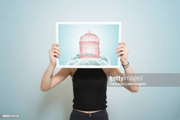 freedom concept - confined space stock pictures, royalty-free photos & images