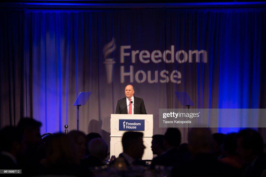 Freedom House 2018 Annual Awards Dinner