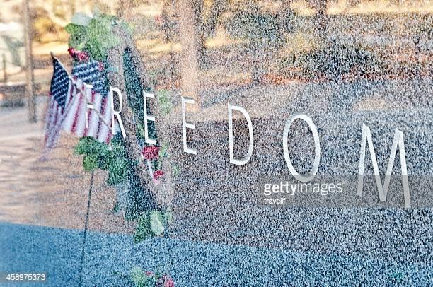 freedom. korean war veterans memorial. washington. - korean war memorial stock pictures, royalty-free photos & images