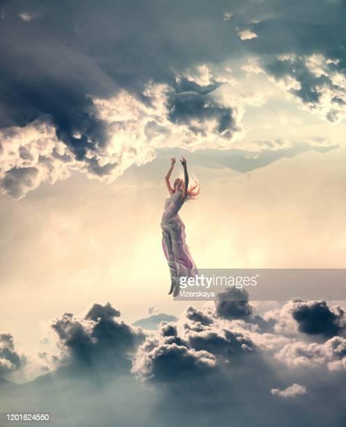 自由 - 宙に浮かぶ ストックフォトと画像