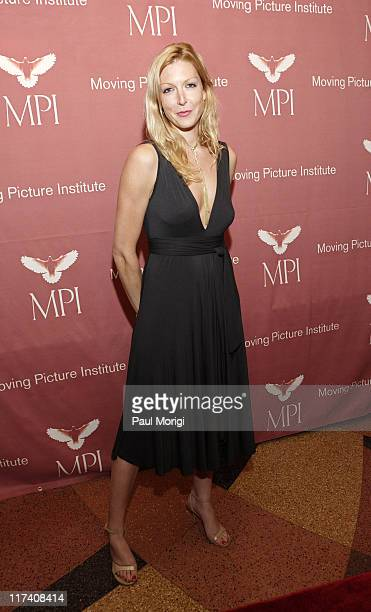 """""""Freedom's Fury"""" filmmaker Megan Raney Aarons during Screening of """"Freedom's Fury"""" in Washington, D.C. - November 17, 2006 at The Uptown Theater in..."""