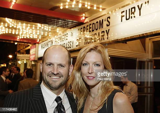 """""""Freedom's Fury"""" filmmakers Colin Gray and Megan Raney Aarons"""