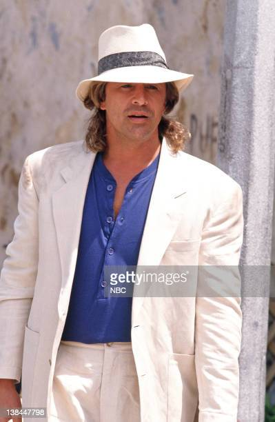 VICE Freefall Episode 517 Air Date 5/21/1989 Pictured Don Johnson as Detective James 'Sonny' Crockett