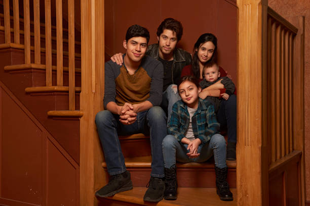 """CAN: """"Party of Five"""" - Season One"""