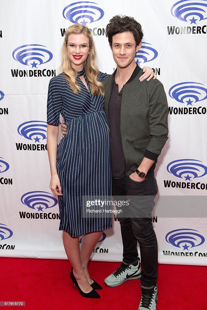 FREEFORM - Freeform gave fans the opportunity to get exclusive access to the casts of their shows 'Shadowhunters' and 'Stitchers' on March 25 at WonderCon in Los Angeles. (Photo by Richard Harbaugh/Freeform via via Getty Images)EMMA