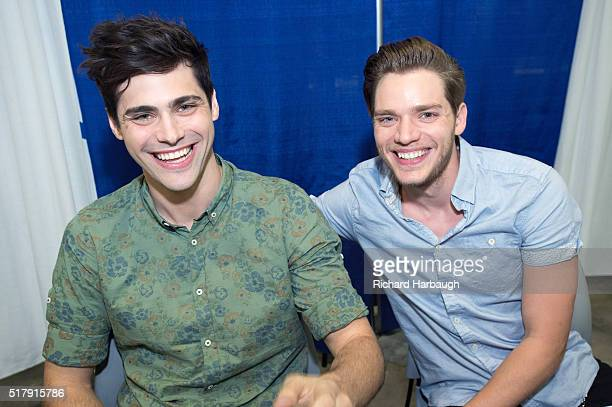 FREEFORM Freeform gave fans the opportunity to get exclusive access to the casts of their shows Shadowhunters and Stitchers on March 25 at WonderCon...