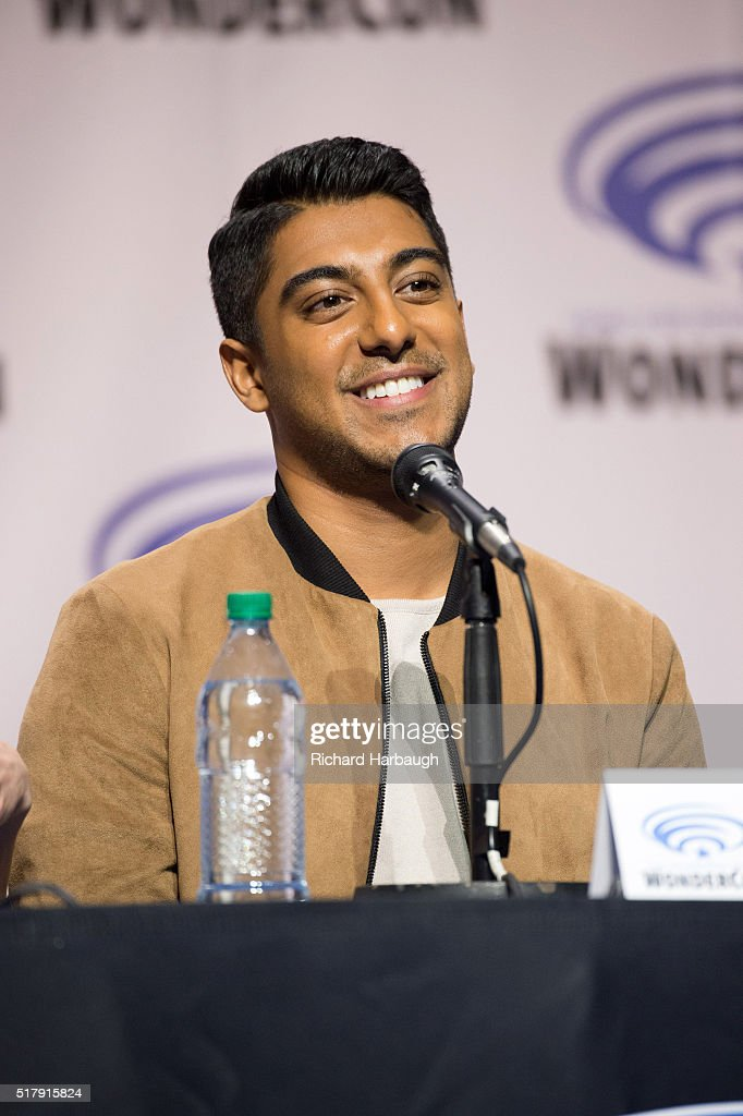 FREEFORM - Freeform gave fans the opportunity to get exclusive access to the casts of their shows 'Shadowhunters' and 'Stitchers' on March 25 at WonderCon in Los Angeles. (Photo by Richard Harbaugh/Freeform via via Getty Images)RITESH