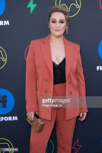 SUMMIT Freeform hosted its second annual Freeform Summit tonight Wednesday March 27 in Hollywood California and the industrywide event featured some...