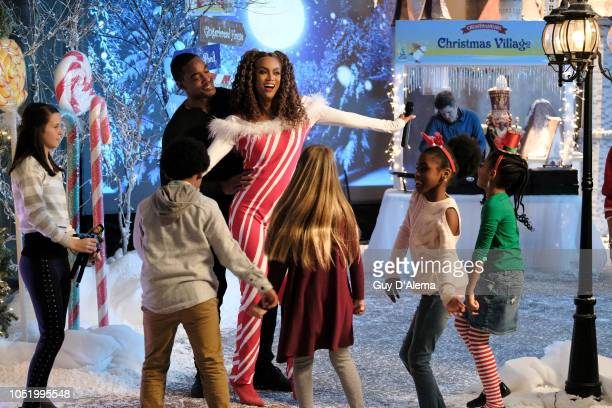 "Freeforms annual ""25 Days of Christmas"" programming event will be a lot brighter as Tyra Banks reprises her iconic role of ""Eve"" in the highly..."
