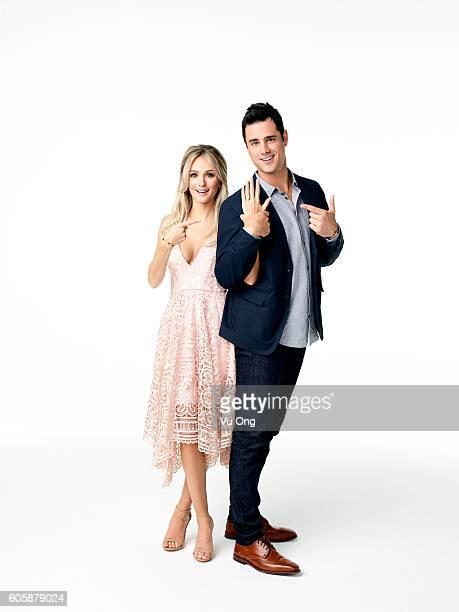 AFTER Freeform's 'Ben Lauren Happily Ever After' stars Lauren Bushnell and Ben Higgins