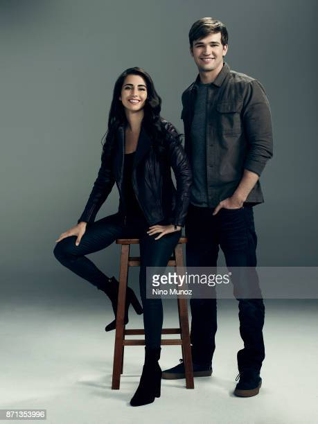 BEYOND Freeform's 'Beyond' stars Dilan Gwyn as Willa and Burkely Duffield as Holden