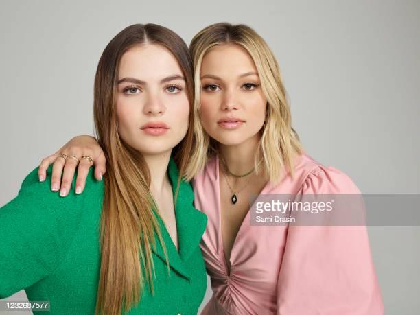 Freeform's Cruel Summer stars Chiara Aurelia and Olivia Holt.