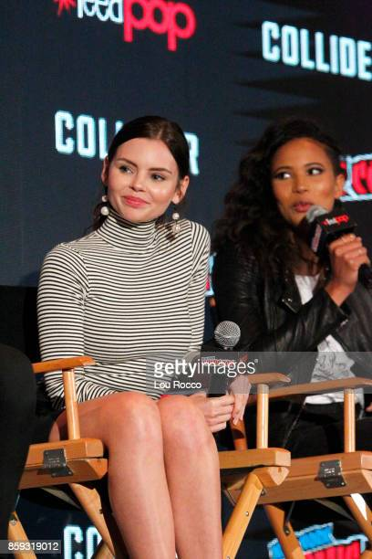 CON 2017 SIREN Freeforms genre programming was out in full force at this years New York Comic Con on Saturday October 7th with executive producers...