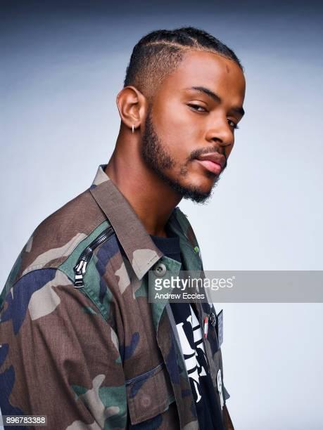 ISH Freeform's grownish stars Trevor Jackson as Aaron