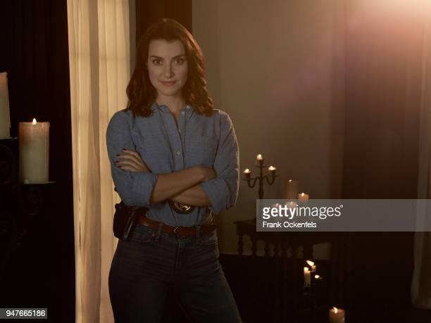 S CLOAK DAGGER Freeform's 'Marvel's Cloak Dagger' stars Emma Lahana as Detective O'Reilly