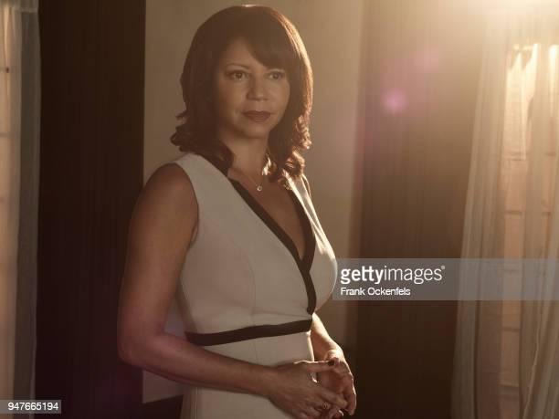 S CLOAK DAGGER Freeform's 'Marvel's Cloak Dagger' stars Gloria Reuben as Mrs Johnson