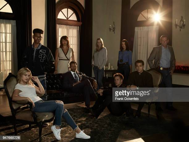 S CLOAK DAGGER Freeform's 'Marvel's Cloak Dagger' stars Olivia Holt as Tandy Aubrey Joseph as Tyrone Gloria Reuben as Mrs Johnson Miles Mussenden as...