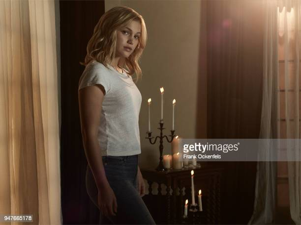 "Freeform's ""Marvel's Cloak & Dagger"" stars Olivia Holt as Tandy."