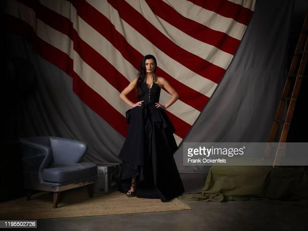 SALEM Freeform's Motherland Fort Salem stars Lyne Renee as General Sara Alder