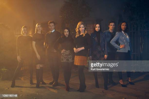 PERFECTIONISTS Freeform's Pretty Little Liars The Perfectionists stars Hayley Erin as TBD Kelly Rutherford as Claire Graeme Thomas King as Jeremy...