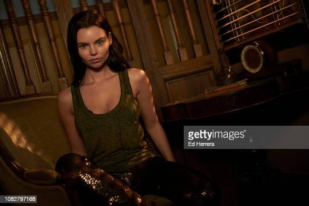 """Freeform's """"Siren"""" stars Eline Powell as Ryn."""