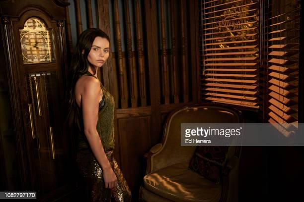 SIREN Freeform's Siren stars Eline Powell as Ryn