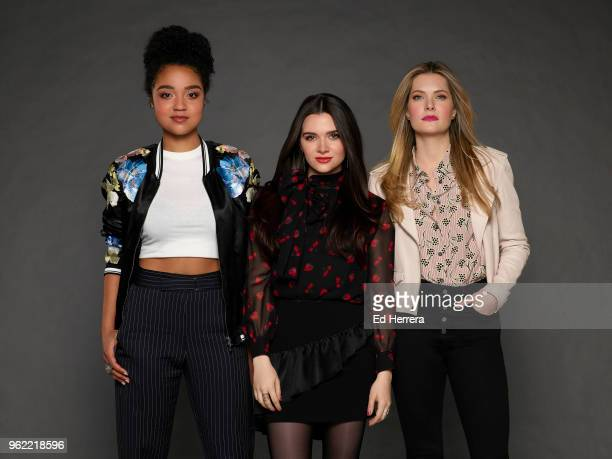 TYPE Freeform's 'The Bold Type' stars Aisha Dee at Kat Edison Katie Stevens as Jane Sloan and Meghann Fahy as Sutton Brady