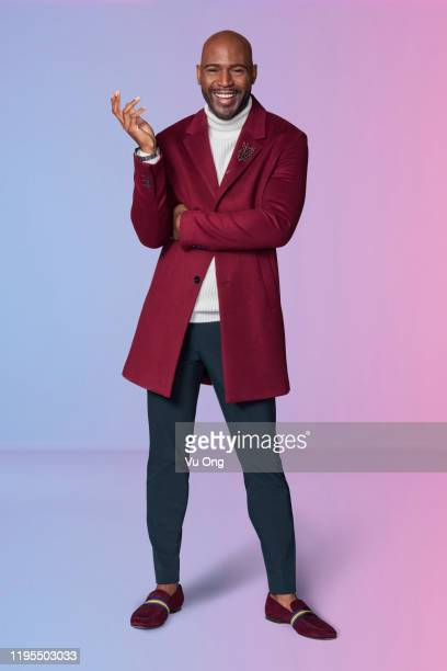"""Freeform's """"The Thing About Harry"""" stars Karamo Brown as Paul."""