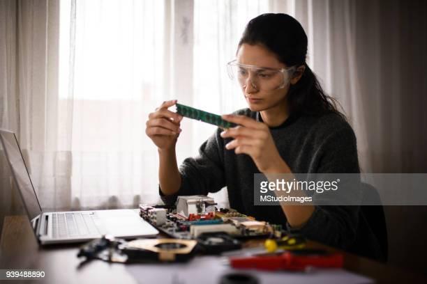 Freelance worker.