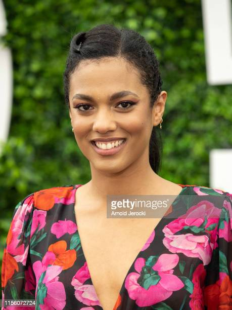 Freema Agyeman attends 'New Amsterdam' photocall during the 59th Monte Carlo TV Festival Day Two on June 15 2019 in MonteCarlo Monaco