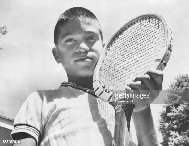 Freeman Gregory By Chuck Gamzey Denver Post Sports Writer Gregory Freeman probably is the first Pueblo Indian to play in a tennis tournament at the...