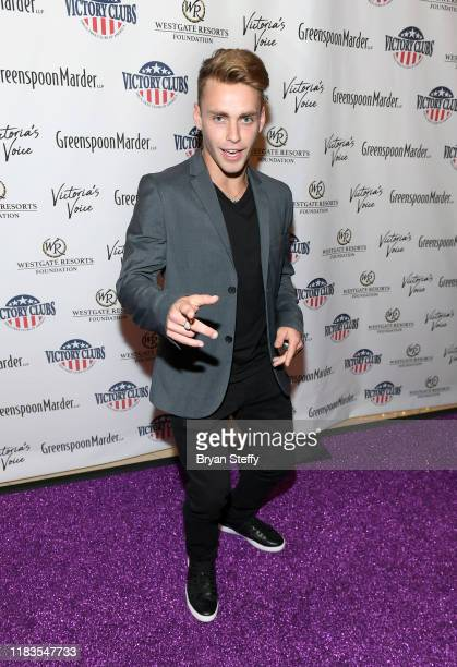 Freerunner Pavel Pasha The Boss Petkuns attends Victoria's Voice An Evening to Save Lives presented by the Victoria Siegel Foundation at the Westgate...