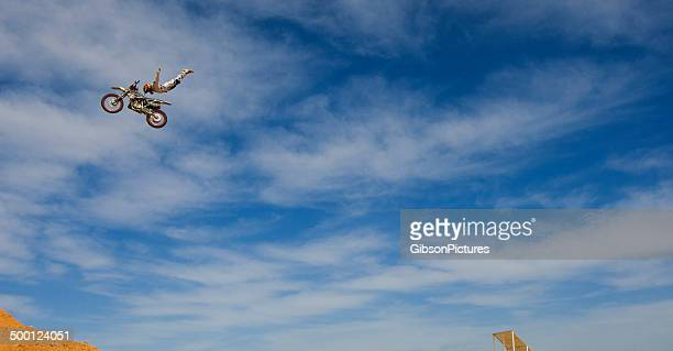 Freestyle Motocross Rider
