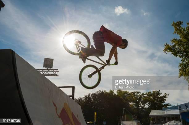 Freestyle mountainbike (MTB)