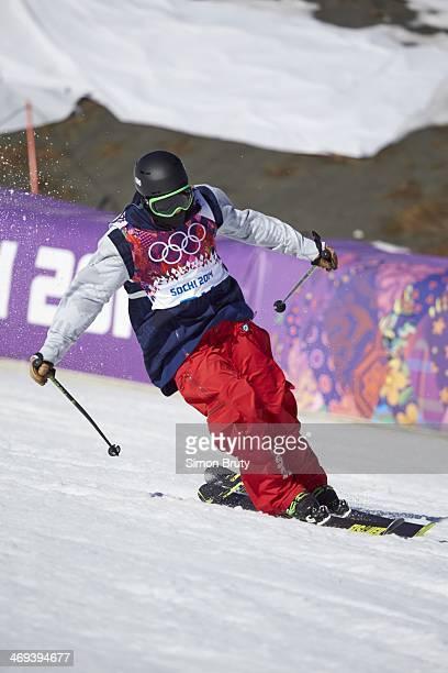 Joss Christensen Olympics 2014