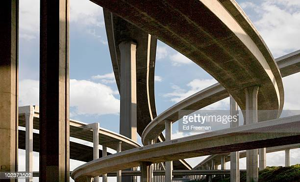 Freeway Fantasy, several Los Angeles freeways
