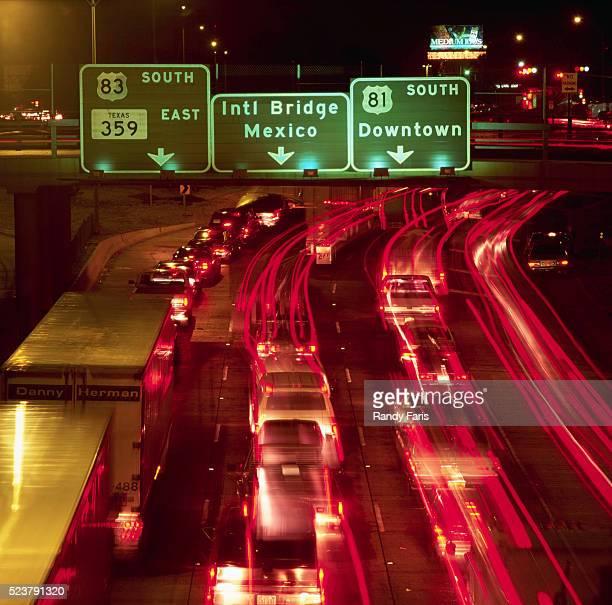 Freeway in Laredo