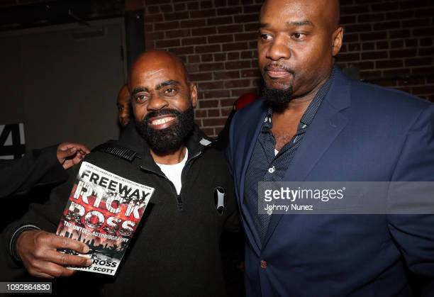 Freeway Rick Ross attends the Super Bowl LIII Power Of Influence Awards at Coco Studios on February 1 2019 in Atlanta Georgia