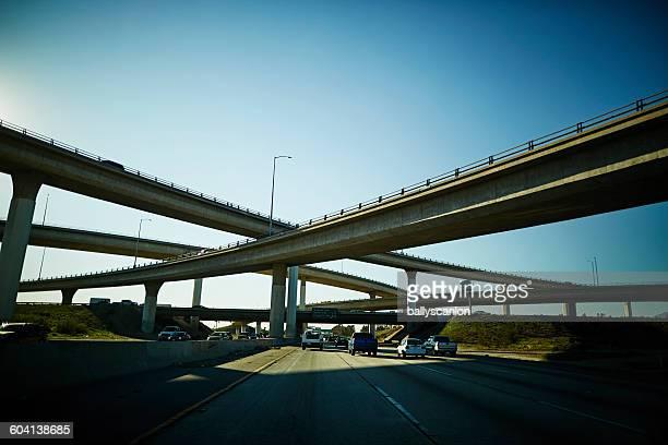 Freeways in California