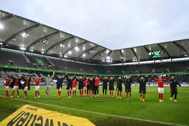 DEU: VfL Wolfsburg v Sport-Club Freiburg - Bundesliga